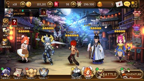 7 Alasan Kenapa Seven Knights Merupakan Game Mobile RPG Terbaik
