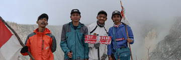Estimasi Biaya & Transportasi Pendakian Gunung Sindoro dari  Jakarta - Bekasi 2019