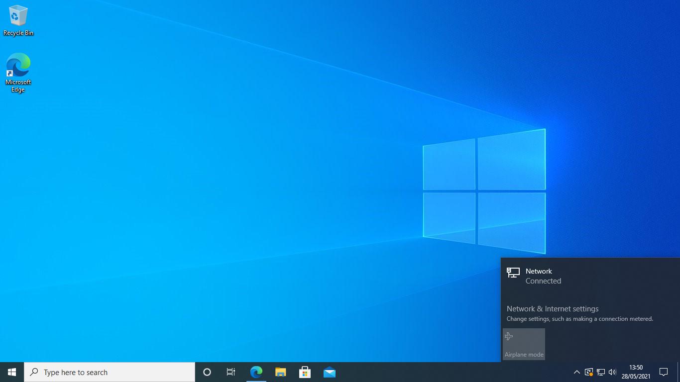 Cara Seting IP Address Windows 10