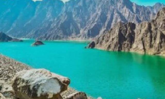 Wisata Sukabumi Danau Batu Bacan Lake