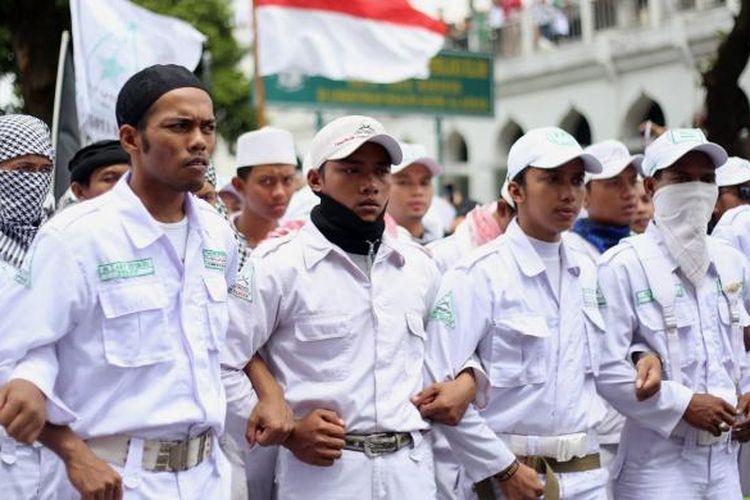 Pandangan Berbeda soal FPI Pekanbaru, Ketua RT: Mereka Suka Membantu dan Sangat Dekat dengan Warga