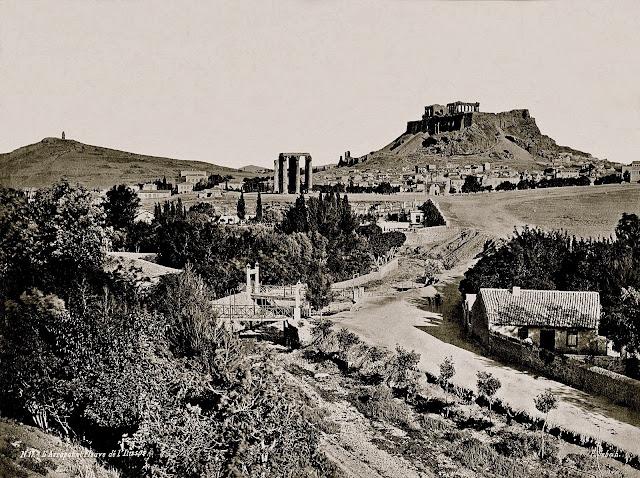 1834: Η Αθήνα ανακηρύσσεται από τον Όθωνα πρωτεύουσα της Ελλάδας