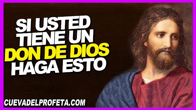 Si usted tiene un don de Dios haga esto - William Marrion Branham en Español