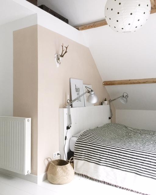 Bij Suuz styling en interieur: Mini slaapkamer make over