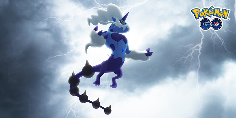 Thundurus Therian Pokémon GO