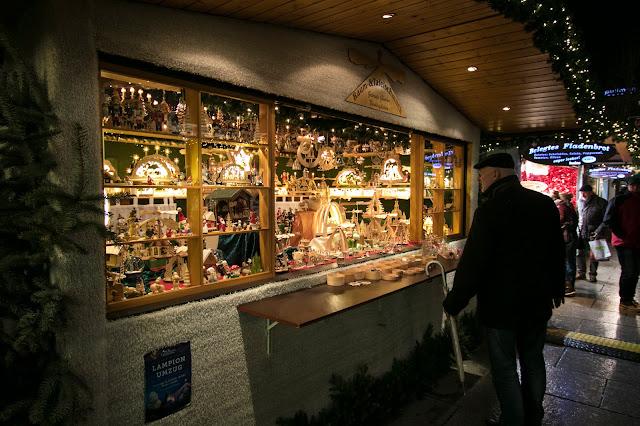 Mercatino di Natale a Prager strasse-Dresda