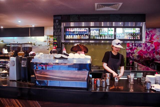 Cafenatics @ Melbourne, Victoria, Australia 澳洲 澳大利亞 墨爾本 西式早餐