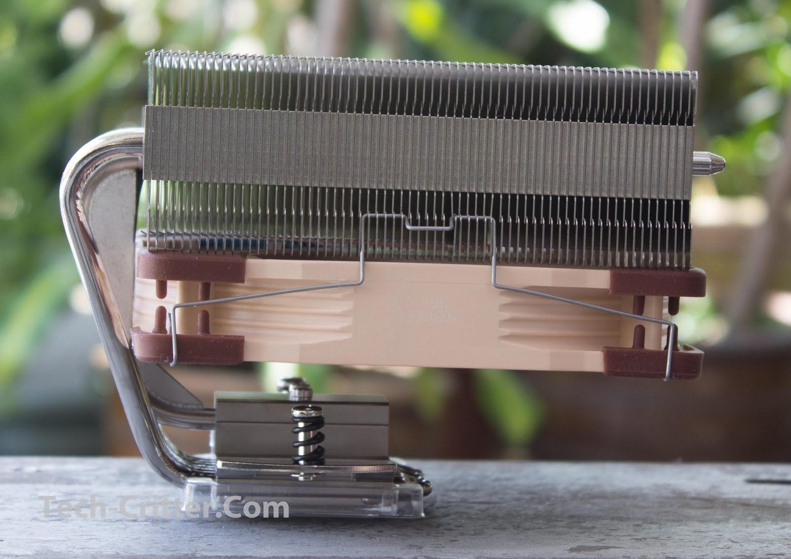 Unboxing & Review: Noctua NH-C14s 9