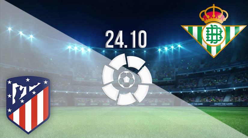 بث مباشر مباراة اتلتيكو مدريد وريال بيتيس