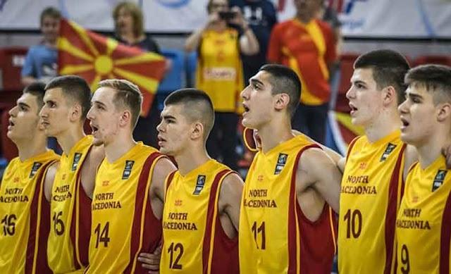 Basketball U18 B-EM: Mazedonien verspielt Aufstieg in die Elite