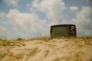 Fernsehen im Campingurlaub