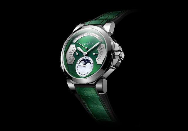 Montres Etoile launch Islamic-Gregorian dual dial tri-retrograde watch