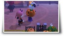 La mise à jour d'automne Animal Crossing New Horizons