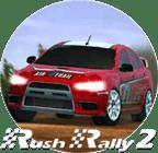 تحميل لعبة Rush Rally 2 لأنضمة ios (ايفون-ايباد)