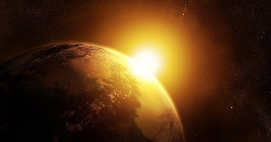 Sun's Effect on Earth's Atmosphere ~ earth's Life