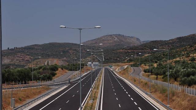Κυκλοφοριακές ρυθμίσεις  λόγω εκτέλεσης εργασιών στην Εθνική Οδό Κορίνθου -Τρίπολης - Καλαμάτας