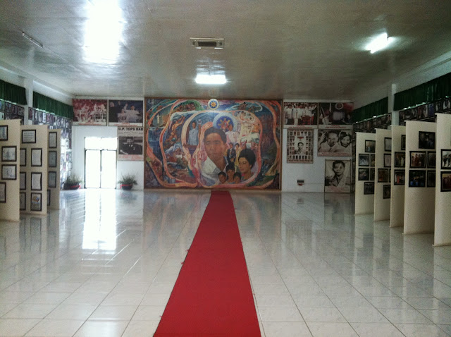 Museum in Sarrat Ilocos Norte