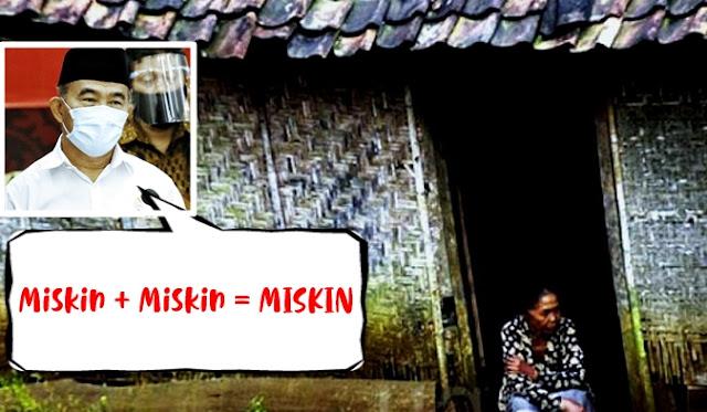 Menteri Muhadjir: Keluarga Miskin Besanan, Lahir Keluarga Miskin Baru