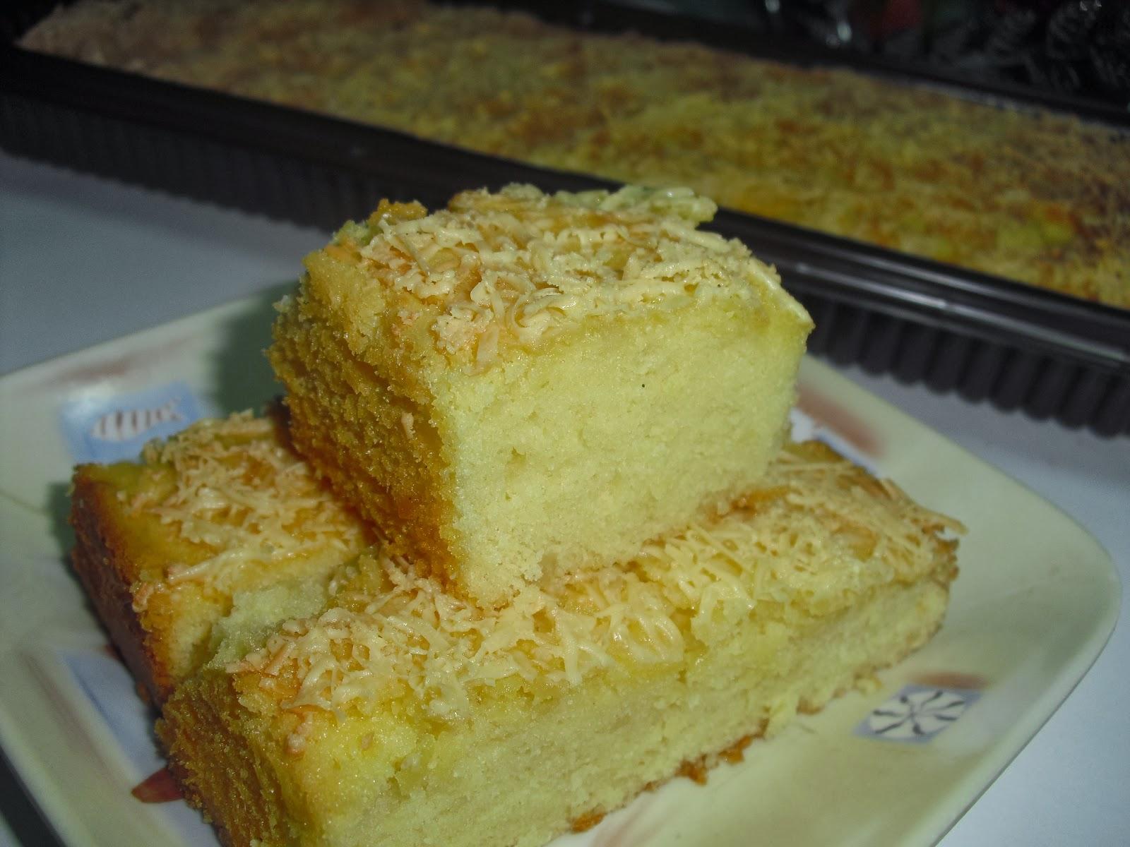 Resep Cake Singkong Jtt: Linggar CAKE: RESEP * SPONGE CAKE TAPE SINGKONG