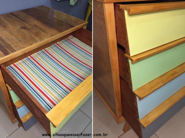 cômoda para quarto infantil