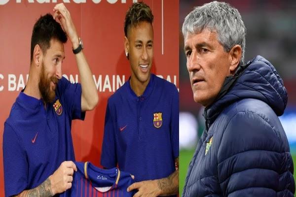 اخبار برشلونة اليوم حلم نيمار مع مدرب برشلونة الجديد