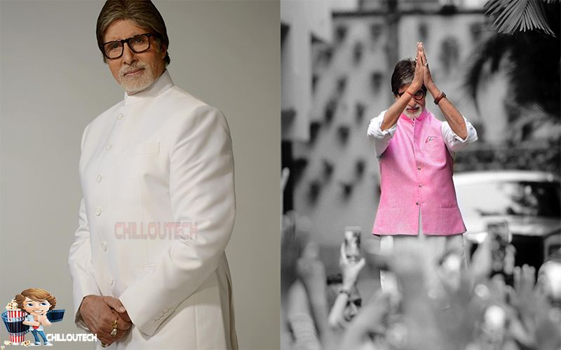 Amitabh Bachchan  Rare Picture