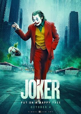 Joker 2019 Eng 720p WEB HDRip 950Mb ESub x264