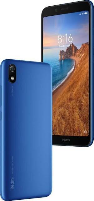 Xiaomi Redmi 7A Matte blue