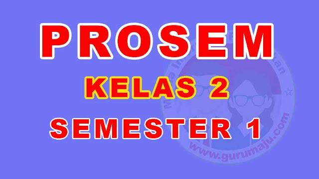 Promes Kelas 2 Semester 1 2021 2022