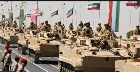 الجيش الكويتي يعلن رفع حالة الاستعداد القتالي !!