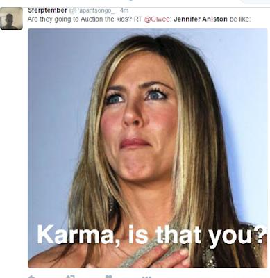 jennifer aniston memes flood