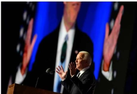 Joe Biden vowed to unite the United States after a 'convincing' victory