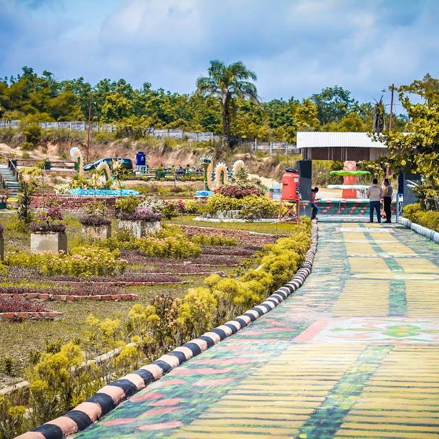 Lokasi Taman Wisata Refi Pekanbaru