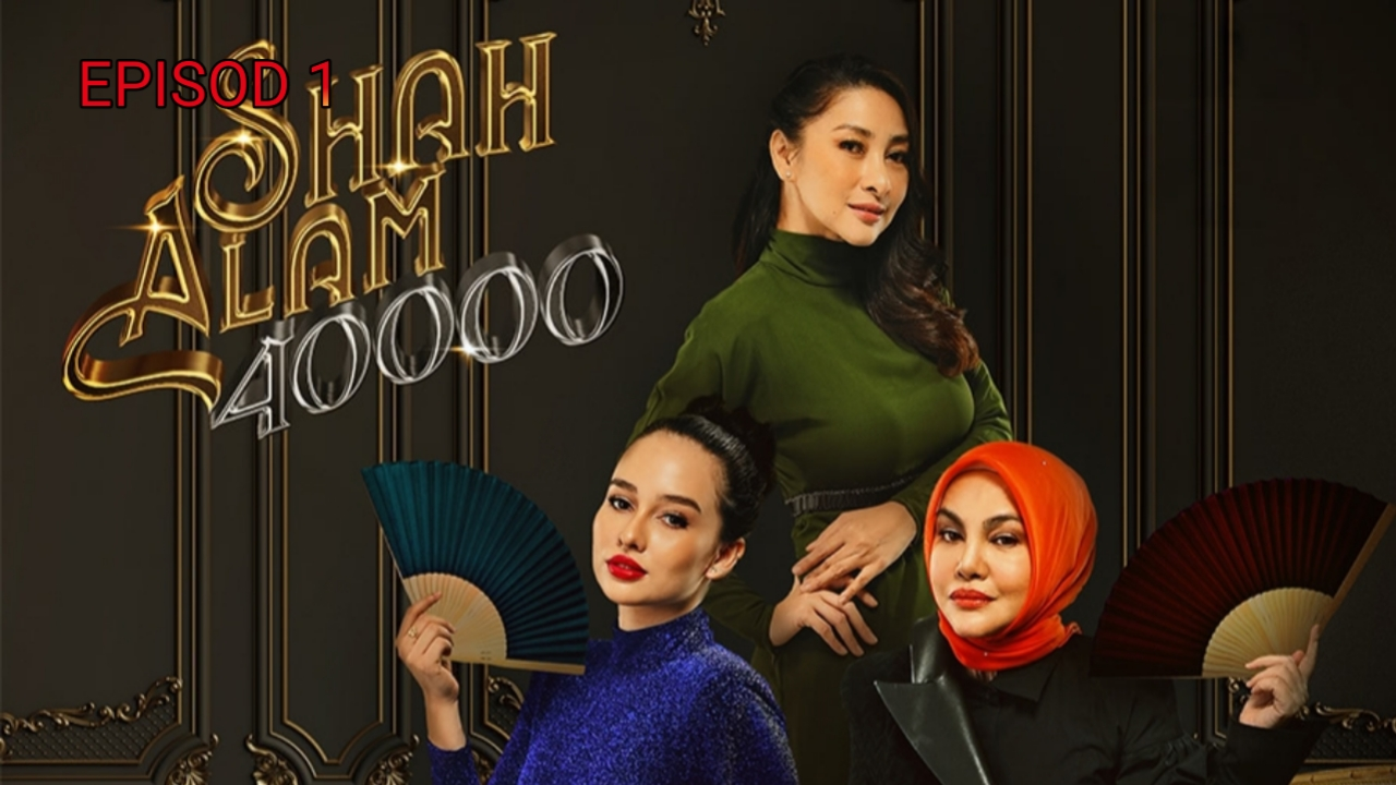 Tonton Drama Shah Alam 40000 Episod 1 (Akasia TV3)
