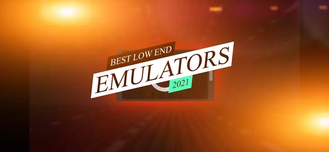 What Is The Best Emulator For Low End PC