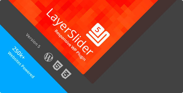 Free Download Codecanyon LayerSlider V5.5.1 Responsive WordPress Slider Plugin
