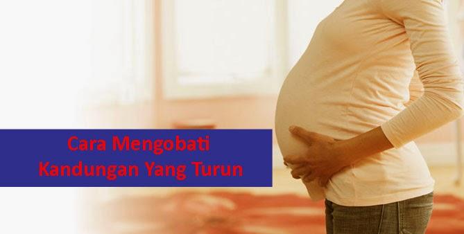 Cara Mengatasi Rahim Turun Saat Hamil Muda