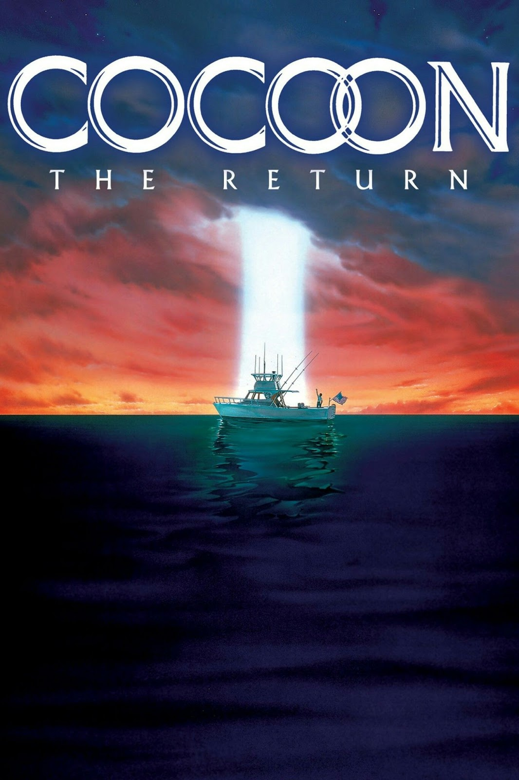 Cocoon: The Return [1988] [DVD9] [NTSC] [Latino]