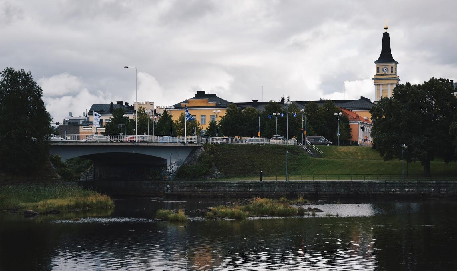 oulu suomi matkustus matkustaminen matkailu