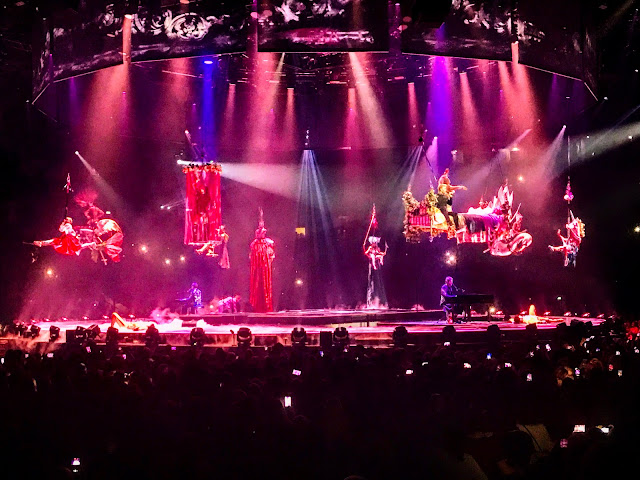Take That, Wonderland Tour 2017, Mandy Charlton, Photographer, Writer, Blogger, review, newcastle arena, pop group