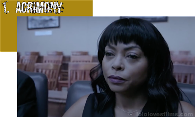 Tyler Perry's Acrimony 2018 movie Taraji P. Henson