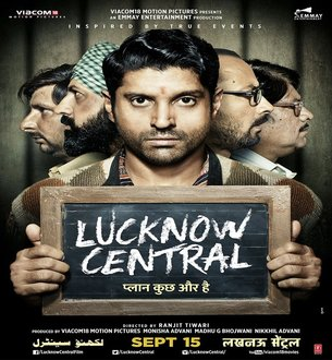 Lucknow Central 2017 Film Poster