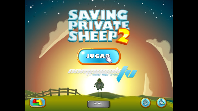 Saving Private Sheep 2 PC Full Español