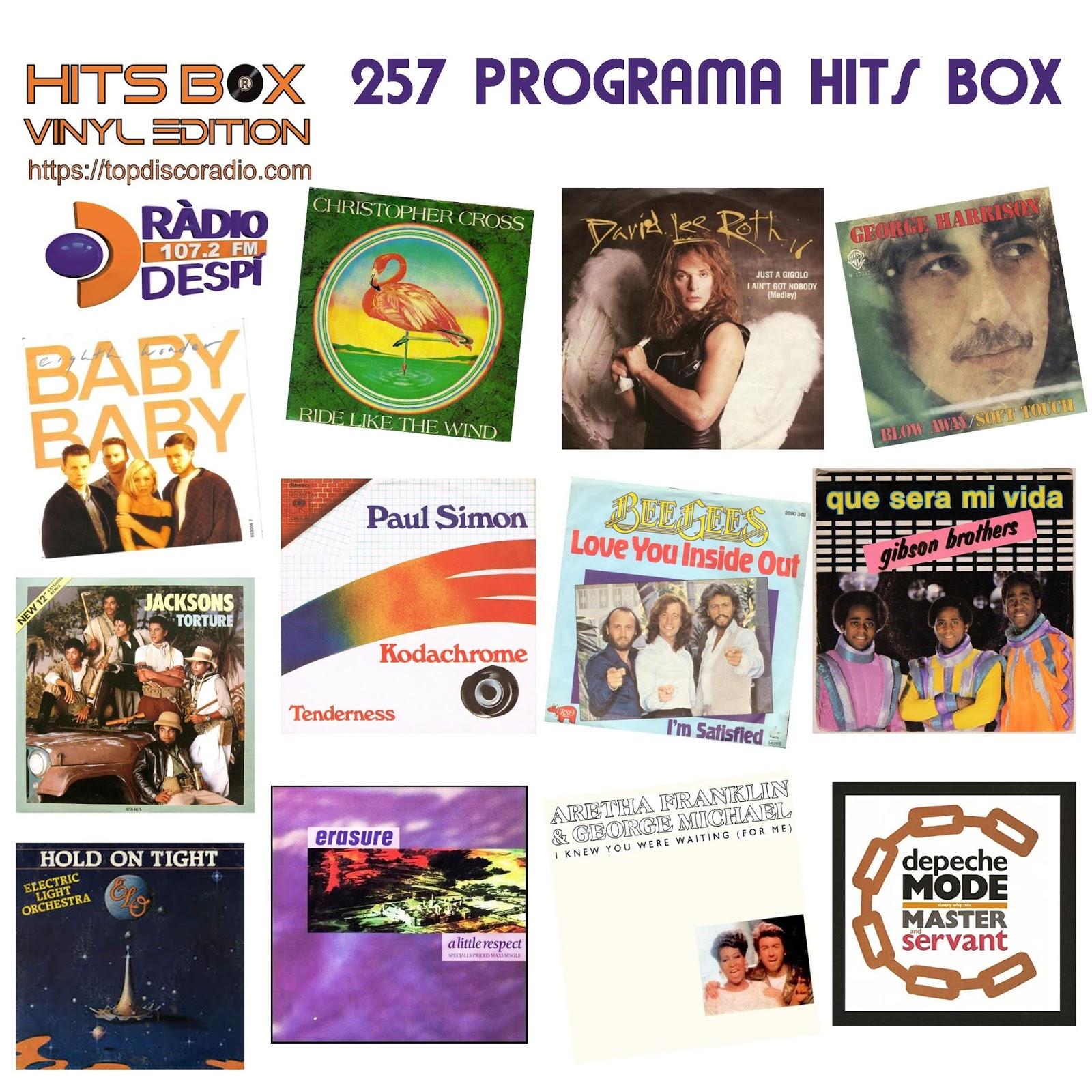 257 Programa Hits Box