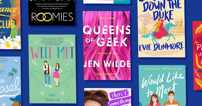 3 Books a Romantic Person Must Read