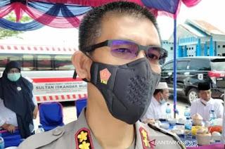 Diduga Lecehkan ABG Polisi Tangkap Pemuda di Nagan Raya