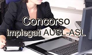 adessolavoro - concorso e lavoro impiegati AUSL