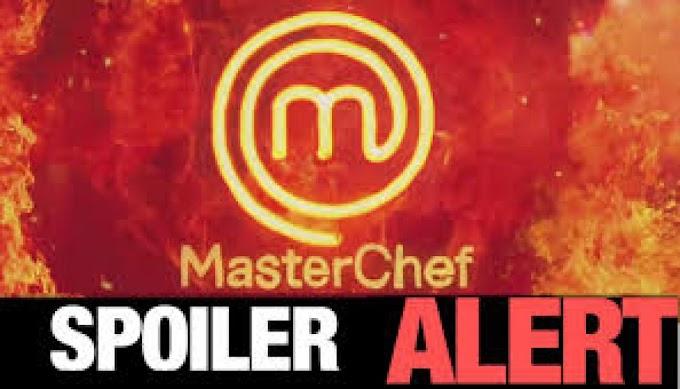 """Masterchef""-Spoiler - Αποχώρησε παίκτρια . Δεν άντεξε άλλο το ..."