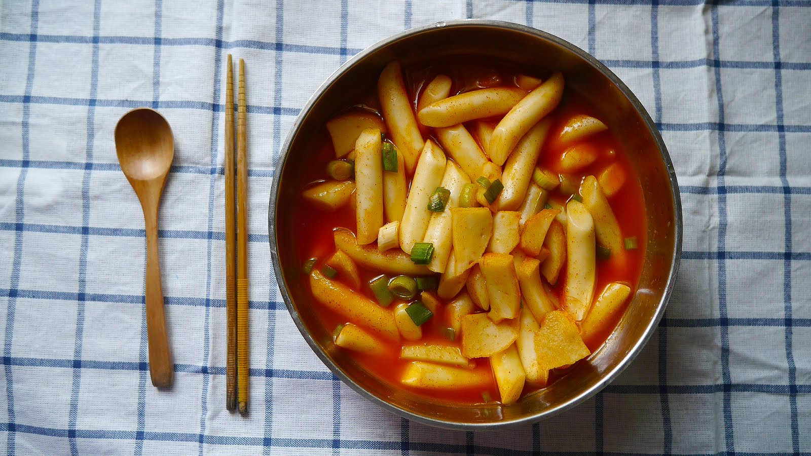 Korea Tteokbokki Recipe