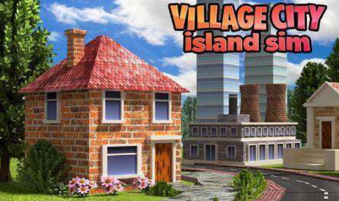 TOP! 5 Game City Building Ofline Terbaik - Village City: Island Sim